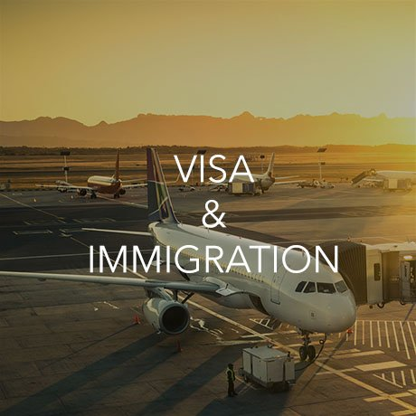 Visa and Immigration (Click to Learn More)